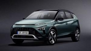 Faceți cunoștință cu Bayon, cel mai accesibil SUV de la Hyundai!