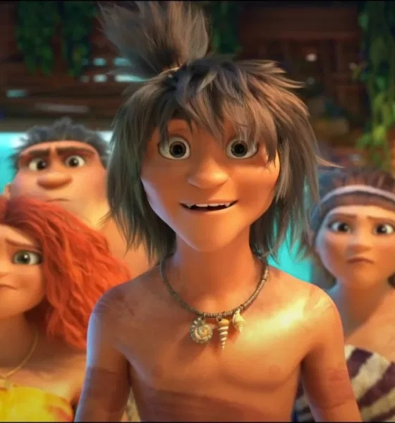 The Croods: A New Age (2020) (Animation)