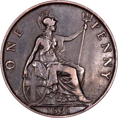 1896 Pennies