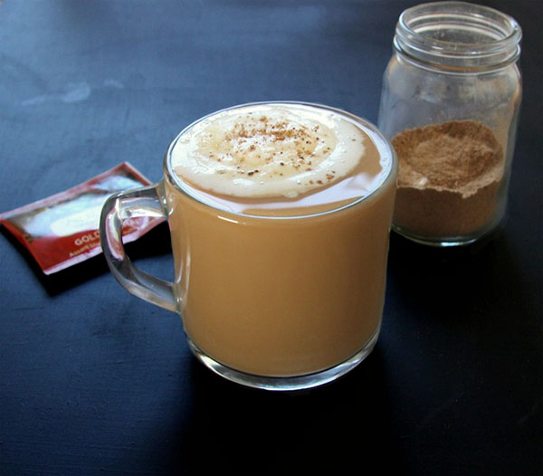 Vanilla Maca Dirty Chai Latte I 24 Carrot Life