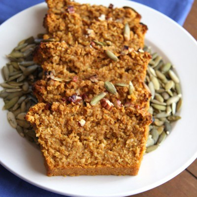 Sweet Potato Oat Loaf