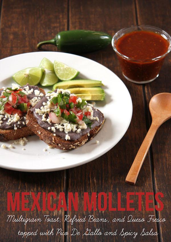 Mexican Molletes I 24 Carrot Life