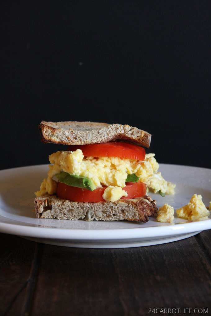 Cottage Cheese Scrambled Eggs copy copy