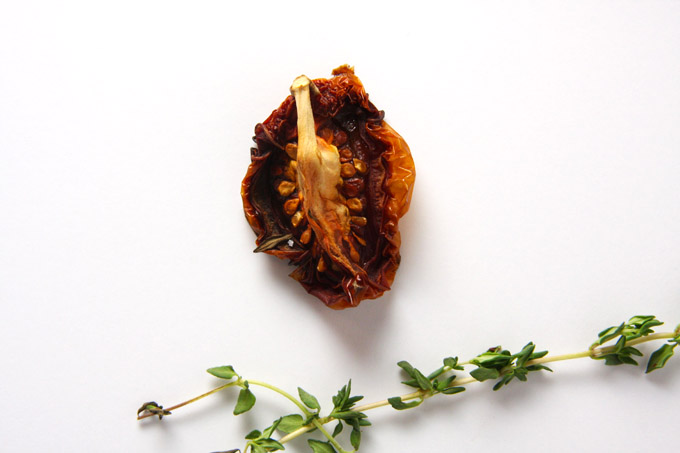 Oven-Dried Tomatoes // 24 Carrot Life #reciperedux #tomatoes #summer