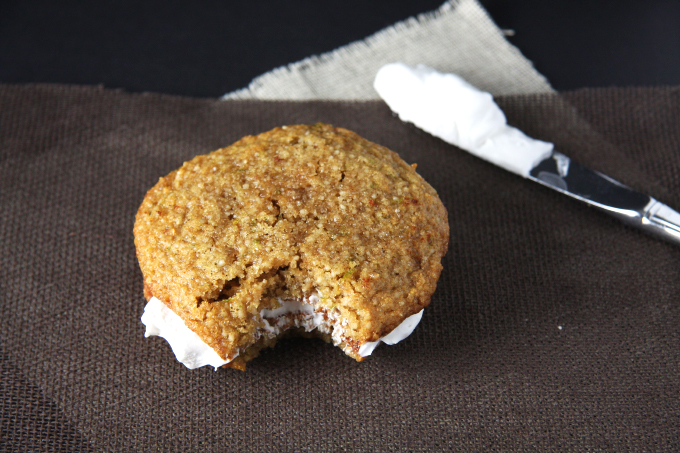 Lime Cashew Whoopie Pies - 24 Carrot Life