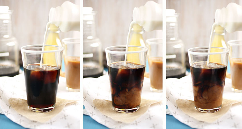 Cold Brew Coffee How-To + Ginger & Lavender Syrups // 24 Carrot Life #coldbrewcoffee #howto #coffee #simplesyrup #DIY