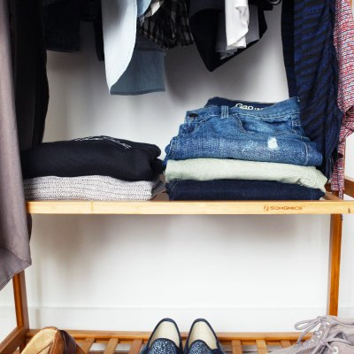 My First Ever Capsule Wardrobe