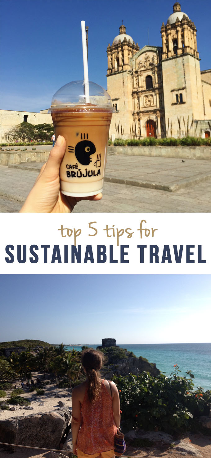 Top Five Tips for Sustainable Travel