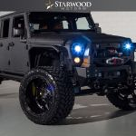 Top Jeep Custom Black Jeep Wrangler