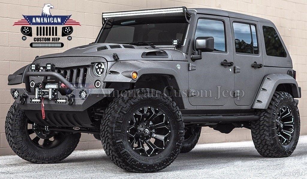 jeep wrangler unlimited interior