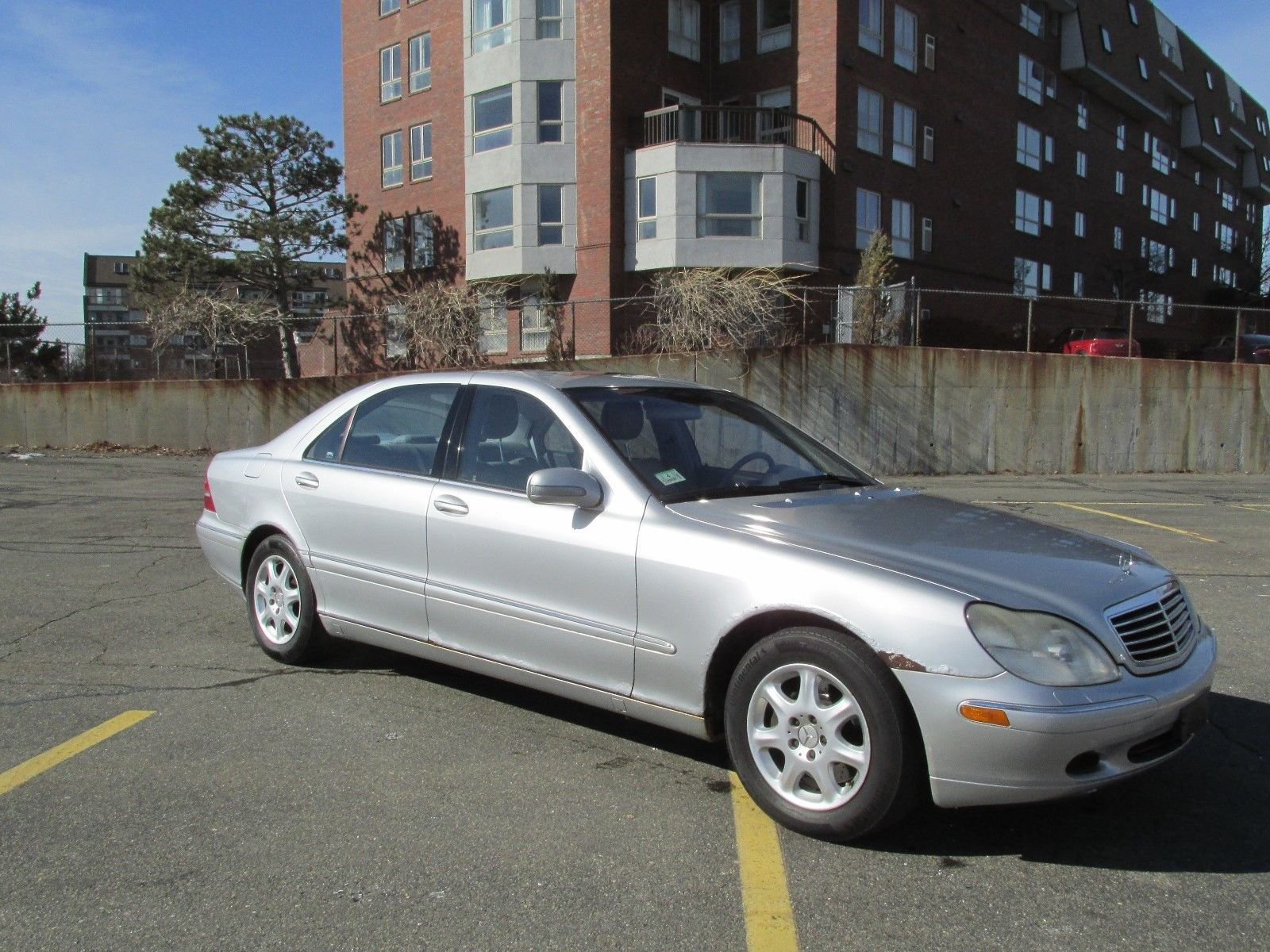 hight resolution of great 2002 mercedes benz s class s500 2002 mercedes s500 sedan 5 0l v8 auto rwd 115k no reserve 2018 2019