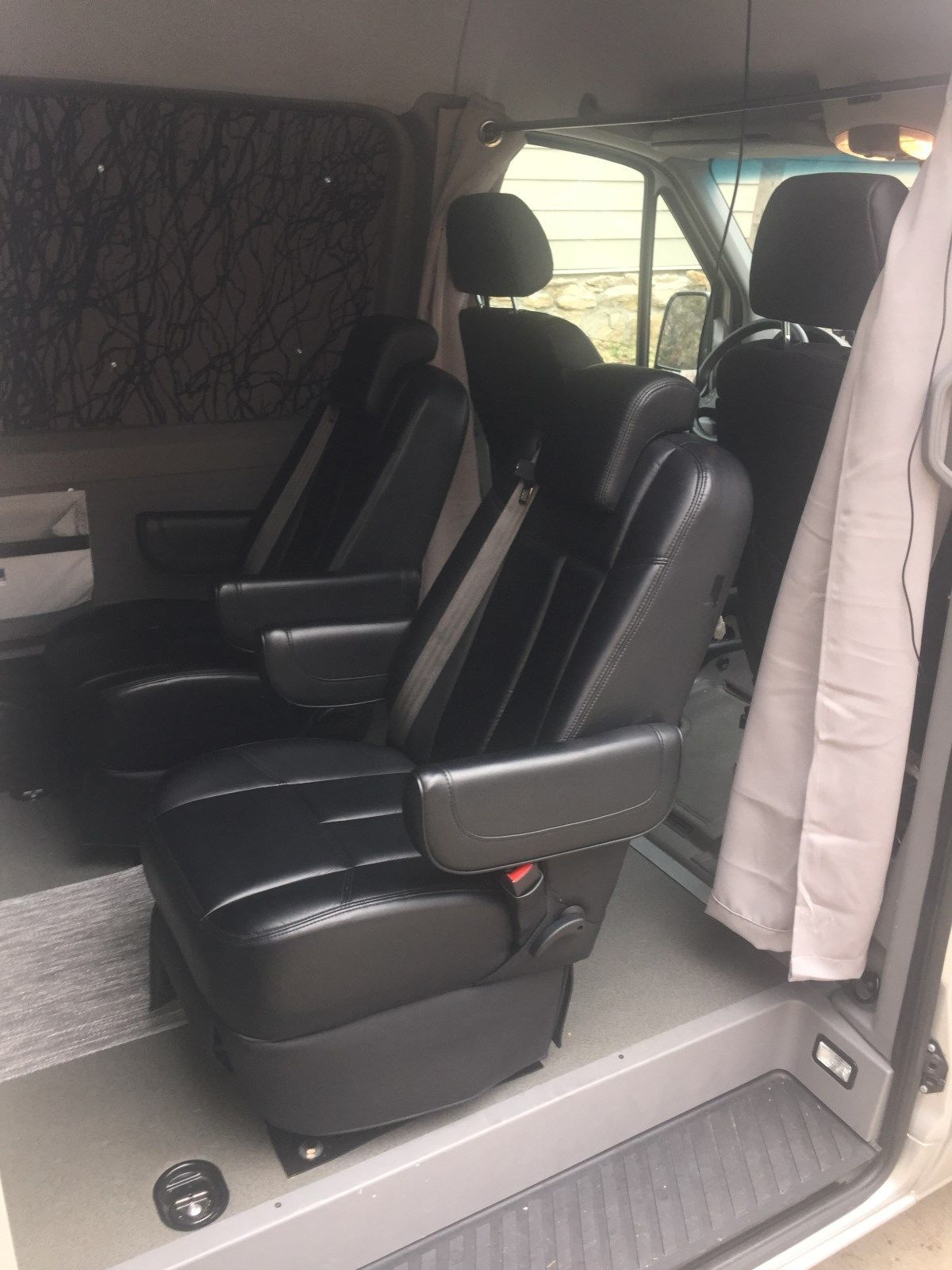swivel chair mercedes sprinter fold up wheelchair amazing 2015 benz van