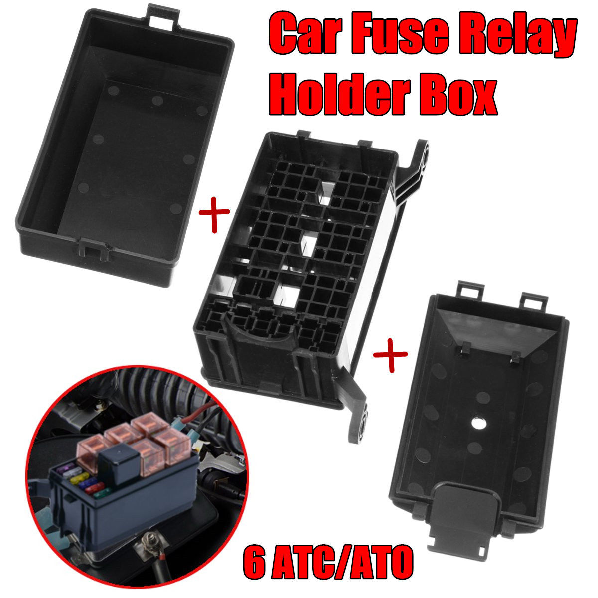 hight resolution of awesome autos relay fuse box 6 relay 5 road compartment insurance car insurance holder 2017