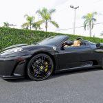 2006 Ferrari 430 Spider F1 2006 Ferrari F430 Spider Black Tan Serviced And Loaded 2017 2018 24carshop Com