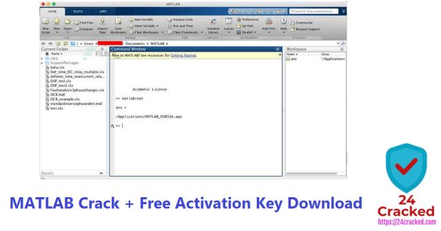 MATLAB Crack + Free Activation Key Download