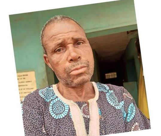 64-Year-Old Man Arrested For Allegedly Defiling A 2-Year-Old Girl In Ogun