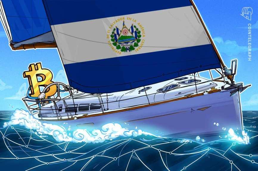 El Salvador purchases first 200 BTC, President Bukele confirms