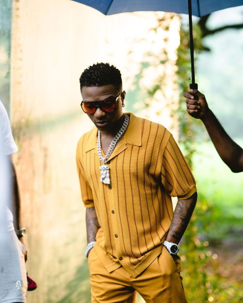 HISTORY! Wizkid Sets Another Record