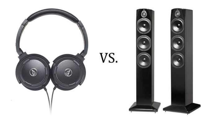 Headphones vs Speakers: Which Do You Prefer Listening To Music With