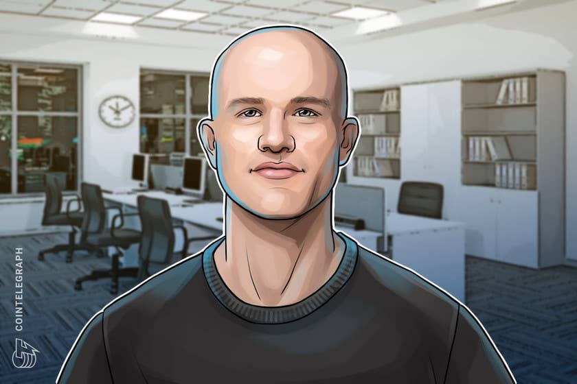 SEC was the only regulator not willing to meet with Coinbase: Brian Armstrong: