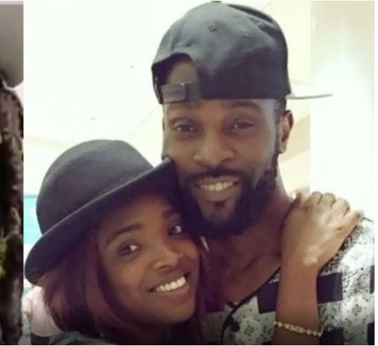 THIS IS GETTING DIRTY!! Annie Idibia's Elder Brother Hurling Insults At 2face's Mum (Video)