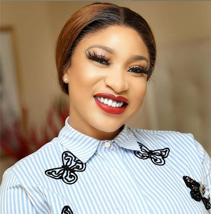 Tonto Dikeh Ex-lover, Allegedly Arrested Over Blackmail (Read Details)