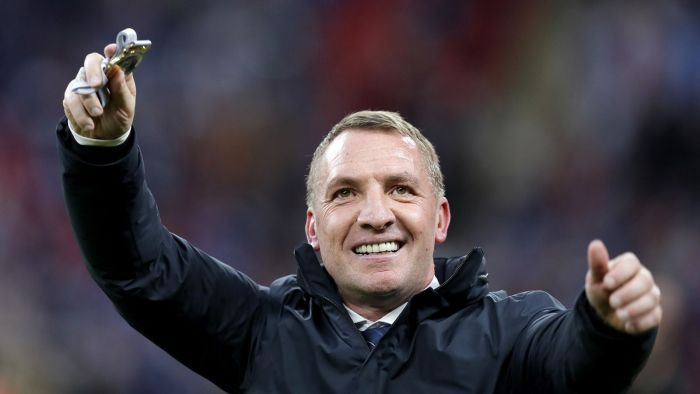 NOT INTERESTED!! Leicester City Manager Brendan Rodgers Not Interested In Newcastle Job