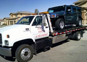 Danis Towing and Transport - Hesperia Towing