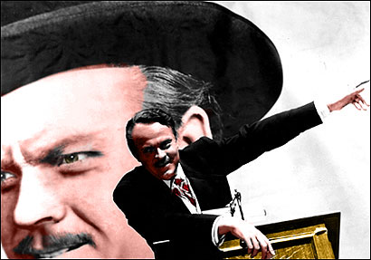 Citizen Kane in color