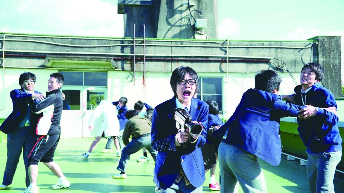 《聽說桐島退社了》:校園、群體生活、真實青春