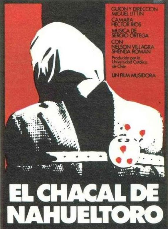 El Chacal de Nahueltoro Poster