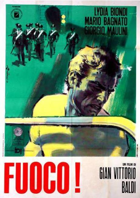 Fuoco Poster