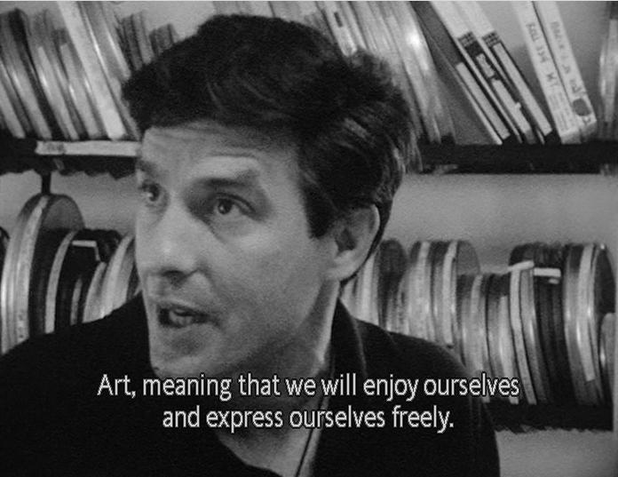 John Cassavetes on Art