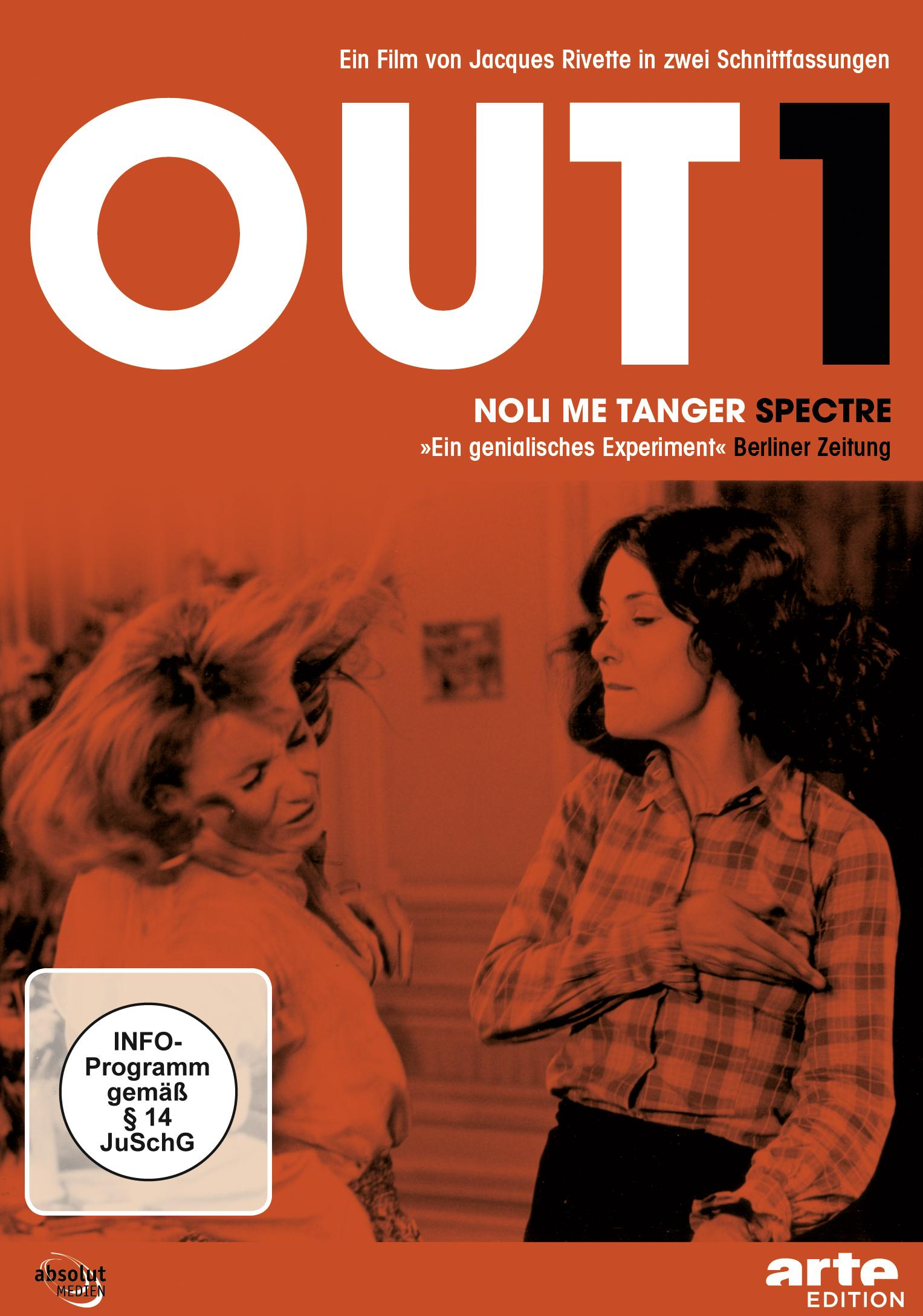 Out 1 DVD