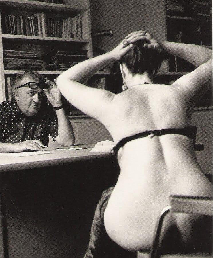 Federico Fellini's Casanova