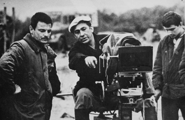 Vadim Yusov & Andrei Tarkovsky (2)