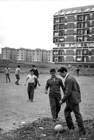 Pasolini Calcio 1960