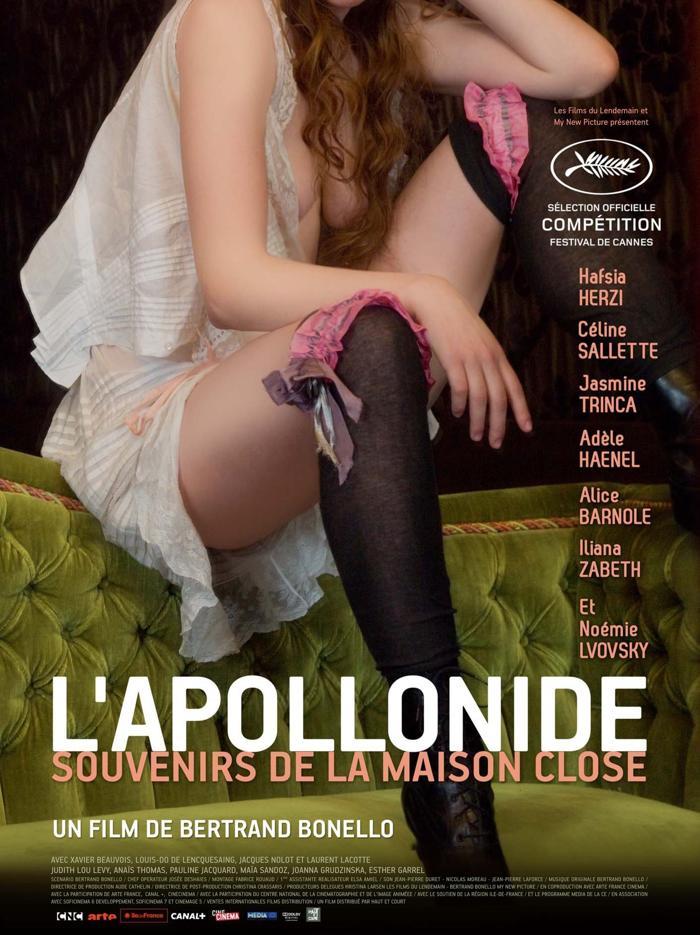 L'Apollonide Poster