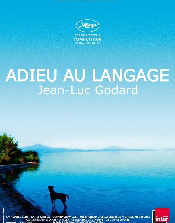Adieu au Langage Poster