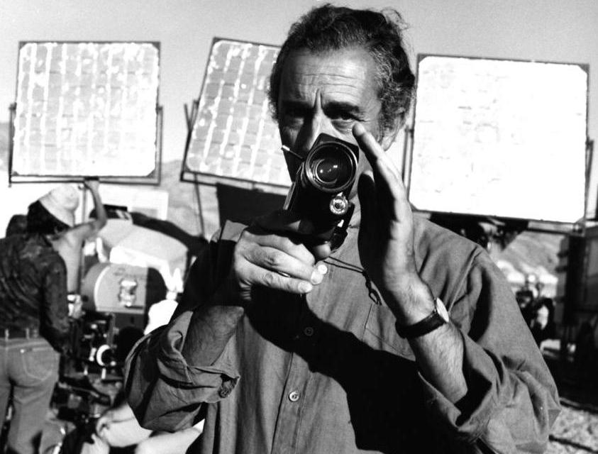 Antonioni on directing