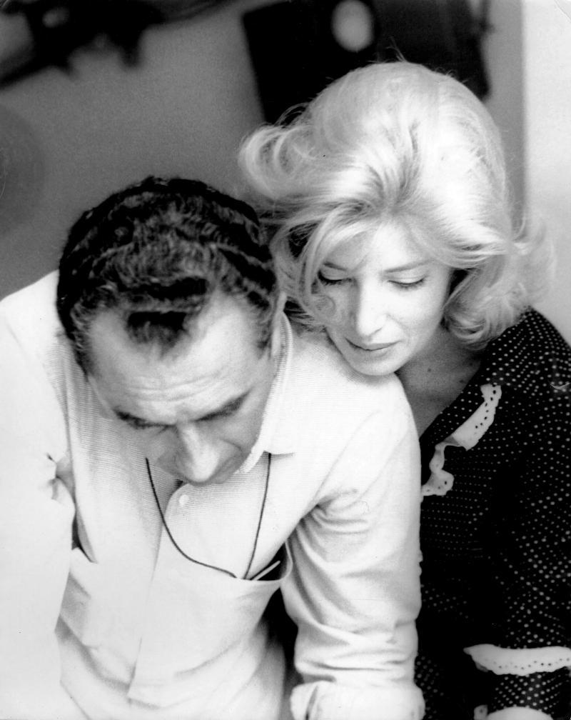 And Then We Lost Antonioni >> Antonioni On Vitti 24 Fois La Verite Par Seconde
