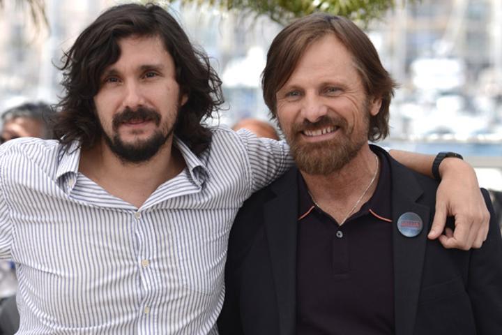 Lisandro Alonso & Viggo Mortensen