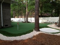 Backyard Putting Greens North Carolina