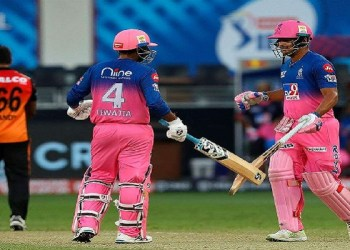 Rajasthan can come down with a big change in the match with RR vs SRH