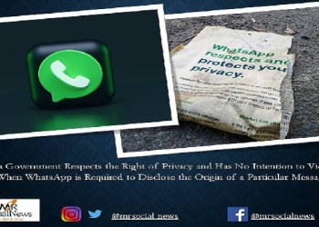 After all, why did the war between WhatsApp and the government erupt?