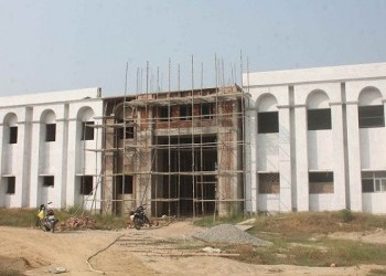 government college under construction