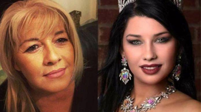Αποτέλεσμα εικόνας για Κωνσταντίνα Παγάνη: Ποια είναι η Μις Υφήλιος που ο θείος της σκότωσε τη μητέρα της στην Κρήτη