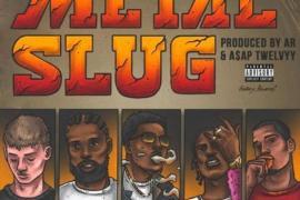 NEW MUSIC:  A$AP Ant – Metal Slug Ft. A$AP Twelvyy, K$upreme & Da$h