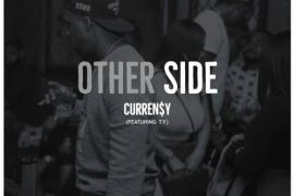 """NEW MUSIC:  Curren$y – """"Other Side"""" Ft. T.Y."""