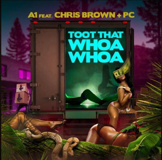 A1 Toot That Woah Woah Remix Stream